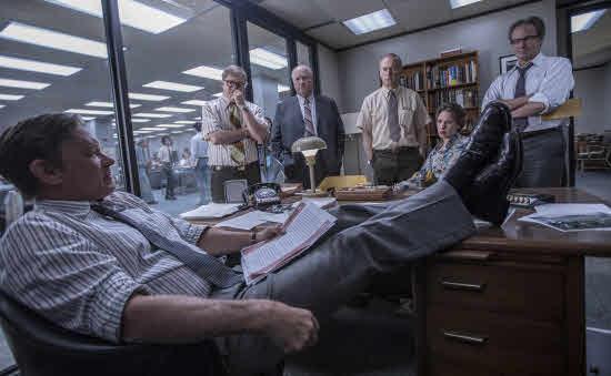 Escena de 'Los archivos del Pentágono'.